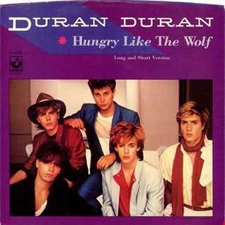Duran Duran - Hungry Like The Wolf Dj Manny Q Remix