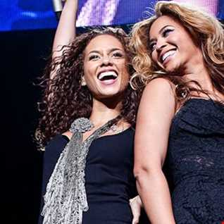 beyonce and alicia keys put it in a love song