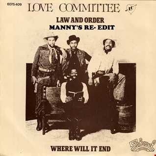 Love Committee   Law & Order   Manny's Re Edit