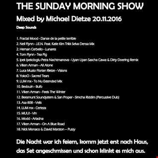 THE SUNDAY MORNING SHOW by Michael Dietze