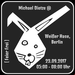 Michael Dietze @ Weißer Hase, Berlin, 22.09.2017