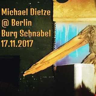 Michael Dietze @ Berlin, Burg Schnabel, 17.11.2017