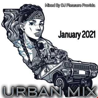 Pleasure Provida - Urban Mix January 2021