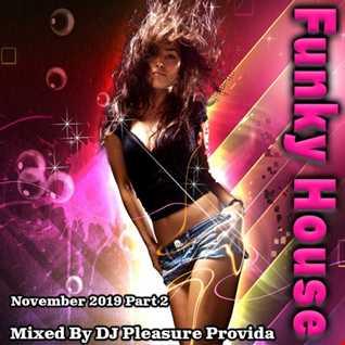 Pleasure Provida - Funky House Mix November 2019 Part 2