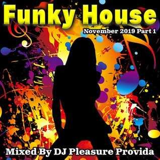 Pleasure Provida - Funky House November 2019 Part 1