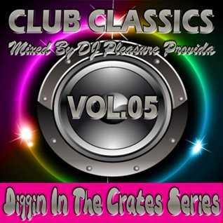 Pleasure Provida - Club Classics Vol.05