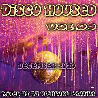 Pleasure Provida - Disco Housed Vol.09
