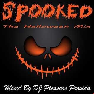 Pleasure Provida - Spooked (The Halloween Mix)
