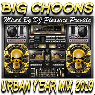 Pleasure Provida - Urban Year Mix 2019