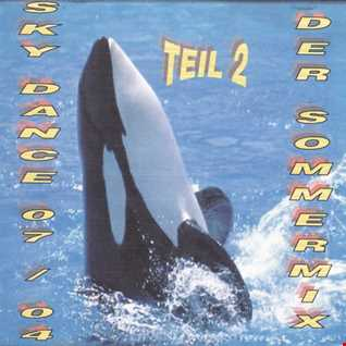 DJ OLLEY SKY TURNTABLE MIX 07 04 CD 2