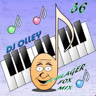 Dj Olley Schlager Fox Mix 36