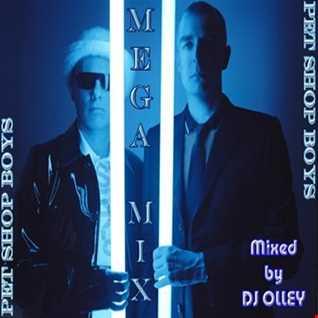 DJ OLLEY Pet Shop Boy Mega Mix