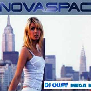 DJ OLLEY Novaspace Mega Mix