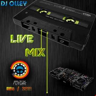 OCTO DANCE 90´s ZEITMASCHINEN LIVE MIX 1