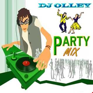DJ OLLEY Party MIx 17