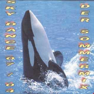 DJ OLLEY SKY TURNTABLE MIX 07 04 CD1