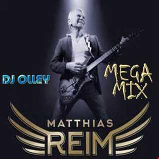 DJ Olley Matthias Reim Mega Mix 2 k16