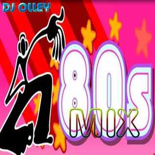 DJOLLEY 80s POP MIX SHOW