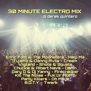 30 minute Electro Mix