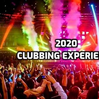 Dj Derek Quintero - 2020 Clubbbing Experience Vol. 4 (Live Mix)