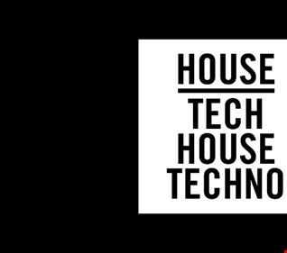 Techno Tech House Mix (128)
