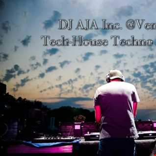 DJ AJA Inc. @Venton, Tech-House Techno DJ Mix
