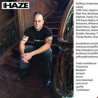 Jeff Haze Rainy Daze Demo Mix@320kbps