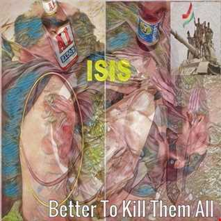 F*cking Isis Rats, They are destinad +++++++++++++ to Die