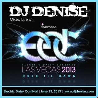 DJ Denise - Live at EDC 2013