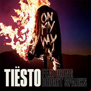 tiesto & bright sparks on my way (3316 extended dance mix)