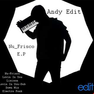 Andy Edit - Lovin In You (Dub Down Mix) Sample