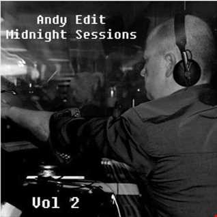 Andy Edit   Midnight Sessions Vol 2
