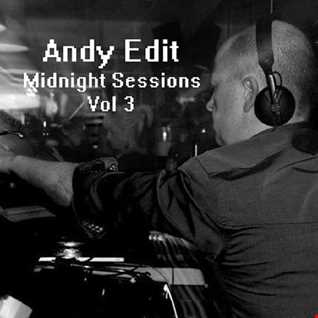 Andy Edit   Midnight Sessions Vol 3