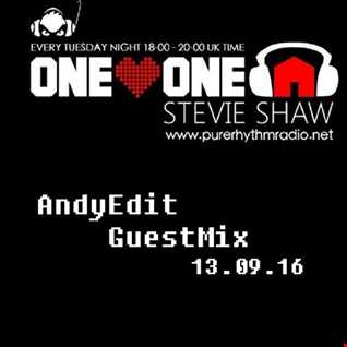 Andy Edit   One Love One House (Radio Show Guest Mix)