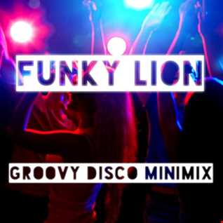 Groovy Disco House 30min Minimix by Funky Lion