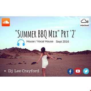 Summer BBQ MixPrt2 (Sept 2016)
