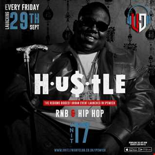 HUSTLE Ipswich September 2017