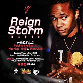 Reign Storm Radio Show on Zack FM 21st September 2016