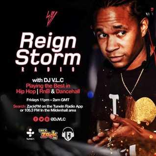 ReignStorm Radio Show on Zack FM 24th March 2017