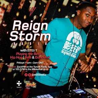 ReignStorm Radio Show on Zack FM 17th March 2017