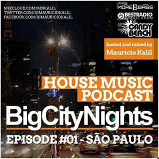 Big City Nights #001 - São Paulo