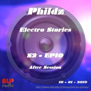 Electro Stories S2 EP10 20190118 (After Session)