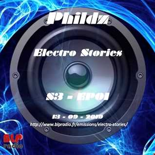Electro Stories S3 EP01 20190913 (Tech House)
