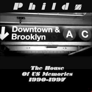 Phildz   The House Of US Memories (1990 1997)