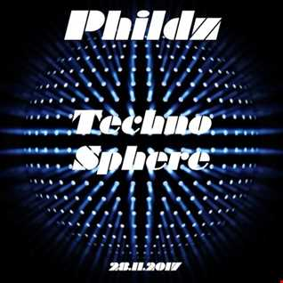 Phildz   Techno Sphere 2017 11 28 Part2