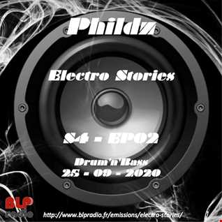 Electro Stories S4 EP02 20200925 (Drum'n'Bass)