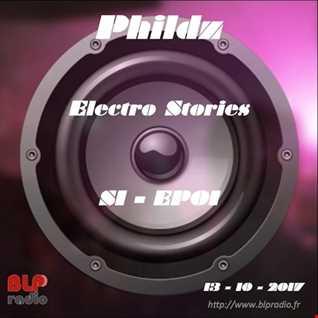 Electro Stories S1 EP01 20171013 (Techno & Progressive)