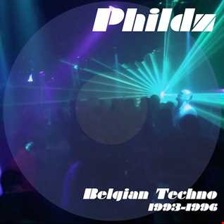Phildz   Belgian Techno 1993 1996 Part2
