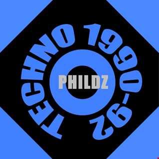 Phildz   At The Beginning (Techno Trance 1990 92)