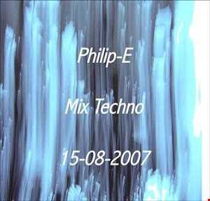 PhilipE (Mix Techno   15 08 2007)